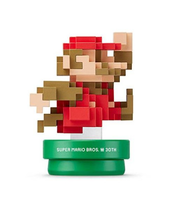 Nintendo Mario Classic Color Amiibo - Japan Import (Super Smash Bros Series)
