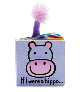 Jellycat Board Books, If I Were a Hippo