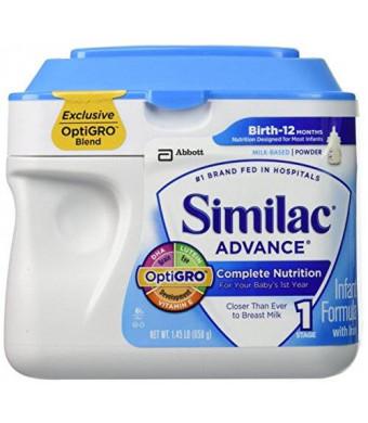 Similac Advance Baby Formula - Powder - 23.2 oz