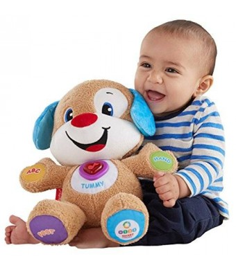 Fisher-Price Laugh and Learn Smart Stages Puppy Toy