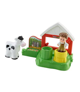 Fisher-Price Little People Dairy Barn