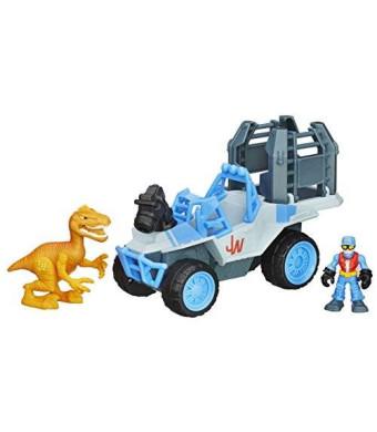Playskool Jurassic World Dino Tracker 4X4