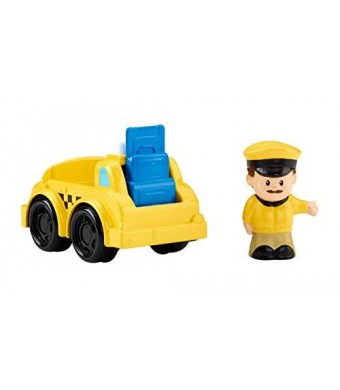 Fisher-Price Little People Taxi