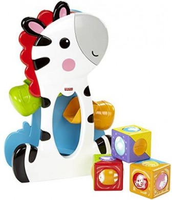 Fisher-Price Fisher Price Roller Blocks Tumblin' Zebra