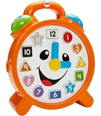 Fisher-Price Laugh and Learn Counting Colors Clock