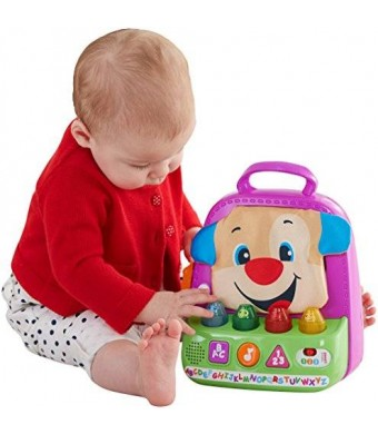 Fisher-Price Laugh and Learn Smart Stages Teaching Tote
