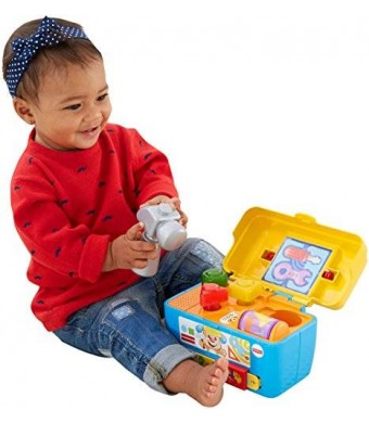 Fisher-Price Laugh and Learn Smart Stages Toolbox