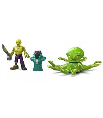 Fisher-Price Imaginext Pirate and Octopus