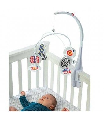 Manhattan Toy Wimmer-Ferguson Infant Stim-Mobile for Cribs (new for 2015!)