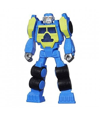 Playskool Transformers Rescue Bots Salvage Figure