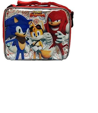 Disney New Sonic Boom Lunch Bag