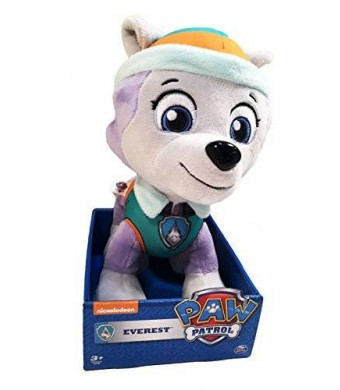 Paw Patrol - Plush Everest With Jet Pack 10