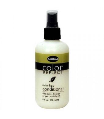 ShiKai Color Reflect Mist and Go Conditioner, 8 Ounce