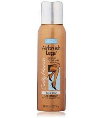 Sally Hansen Airbrush Legs Leg Makeup Deep Glow 4.4 oz / 124.7g