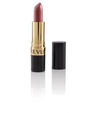 Revlon Super Lustrous Lipstick, Blushing Mauve, 0.15 Ounce