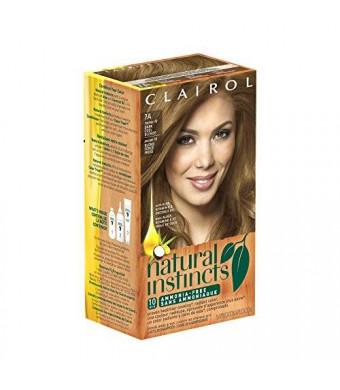 Clairol Natural Instincts 7A Sandalwood Dark Cool Blonde 1 Kit (Pack of 3)