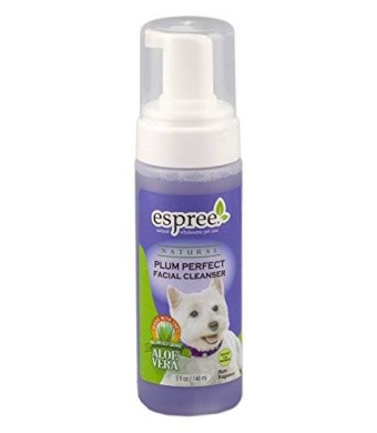 Espree Animal Products Espree Dog and Cat Plum Perfect Facial Cleanser, 5-Ounce