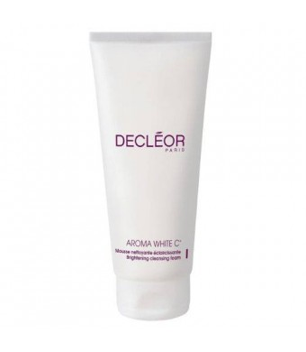 Decleor Aroma White C+ Brightening Cleansing Foam 5 oz.