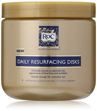 RoC Daily Resurfacing Disks, 3 Inch, 28 Disks