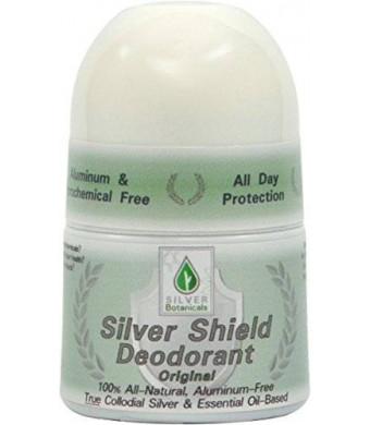 Silver Botanicals Silver Shield Deodorant - Original Formula