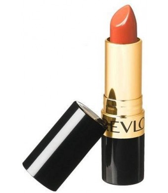 Revlon Super Lustrous Lipstick Creme, Toast of New York 325, 0.15 Ounce