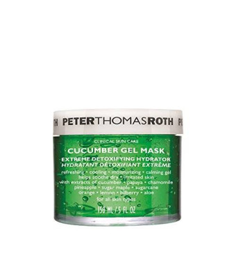Peter Thomas Roth Cucumber Gel Masque 5.0 ounce