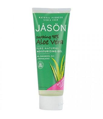 Jason Natural Jason Gel Aloe Vera 98% Tube (4 oz.)