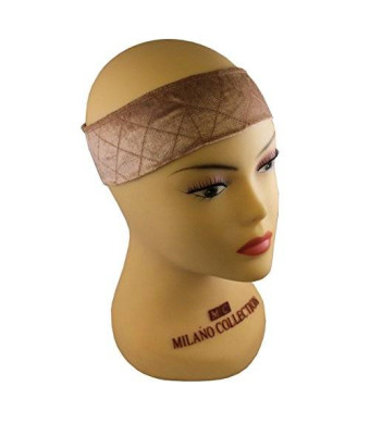 "MILANO COLLECTION ""WIGRIP"" WIG COMFORT BAND (TAN)"