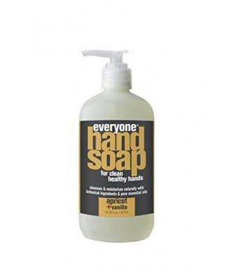 Everyone Hand Soap, Apricot plus Vanilla, 12.75oz, 3 Count