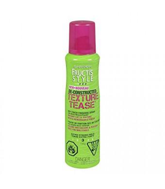 Garnier - Haircare Garnier Hair Care Fructis Style De-constructed Texture Tease Hairspray, 3.8 Ounce