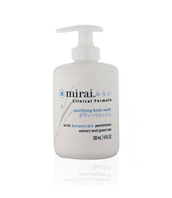Mirai Clinical Purifying and Deodorizing Body Wash with Persimmon