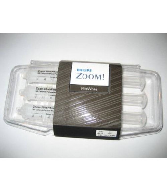 Zoom NiteWhite NiteWhite Zoom ACP 16% MINT Three 2.4ml Syringes