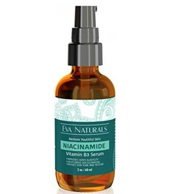 Eva Naturals Niacinamide Vitamin B3 5% Serum - Anti Aging
