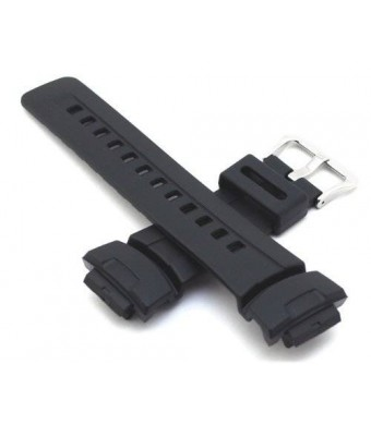 Casio Genuine Replacement Strap for G Shock Watch Fits G100, G100-2, G2110-2, G2400-2