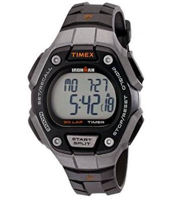 Timex Women's TW5K892009J Ironman Classic 30 Digital Display Quartz Black Watch