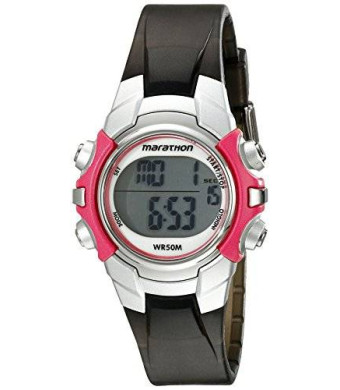 Timex Unisex T5K807M6 Marathon Digital Display Quartz Black Watch