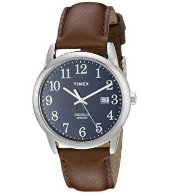 Timex Men's TW2P759009J City Collection Analog Display Quartz Brown Watch
