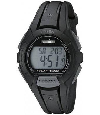 Timex Men's TW5K940009J Ironman Essential Digital Display Quartz Black Watch