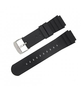Ritche Replacement Luminox Rubber 3000 Series Navy Seal Watch Band