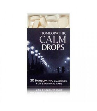 Historical Remedies, Lozenge Calm Drops, 30 Lozenges