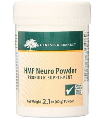 Genestra HMF Neuro Powder -- 2.1 oz