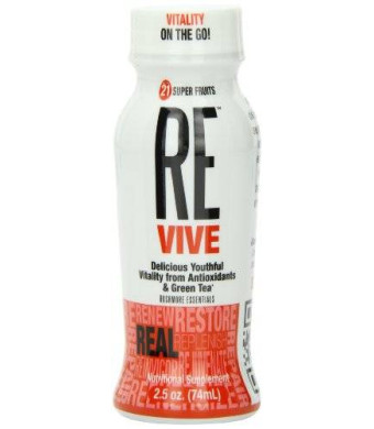 Revive Natural Energy Drink, 2.5 Ounce (Pack of 12)