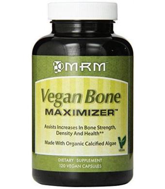 MRM Vegan Bone Maximizer Veg Capsules, 120 Count