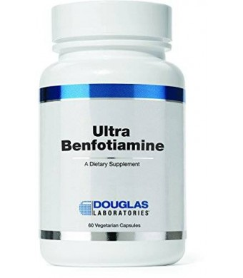 Douglas Labs Douglas Laboratories  - Ultra Benfotiamine - 60 Caps (FFP)