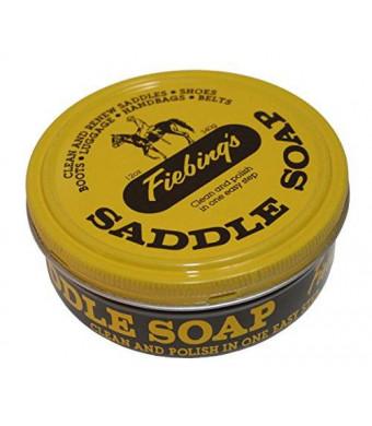 Fiebing's Yellow Saddle Soap, 12 Oz.