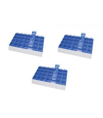 Apex Large 7 Day Weekly Pill Organizer (3)