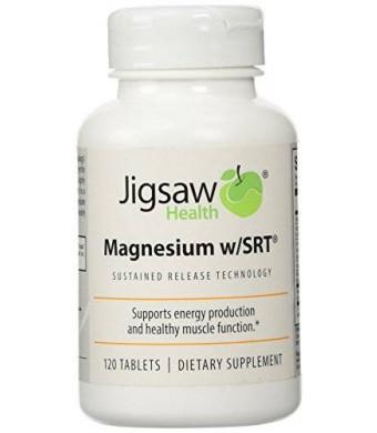 Jigsaw Health Jigsaw Magnesium w/SRT - Premium