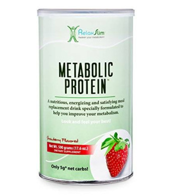 RelaxSlim ™ RelaxSlim Meal Replacement Whey Protein Shakes
