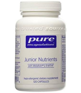 Pure Encapsulations - Junior Nutrients 120's (FFP)