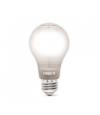 Cree 40W Equivalent Soft White (2700K) A19 LED Light Bulb with 4Flow Filament Design